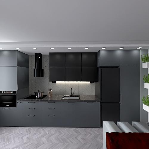 Finalna 1 Interior Design Render
