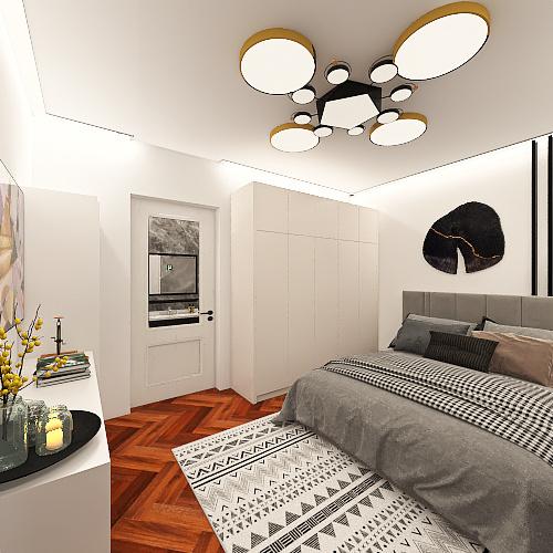 NEW LIFE!!! Interior Design Render