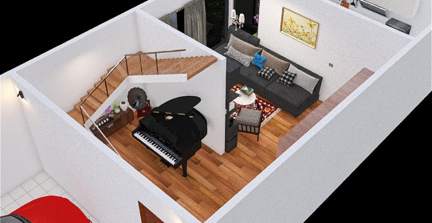 Casa própria Interior Design Render