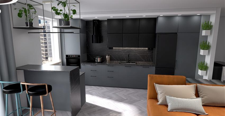 Łazienka Gotowa Interior Design Render