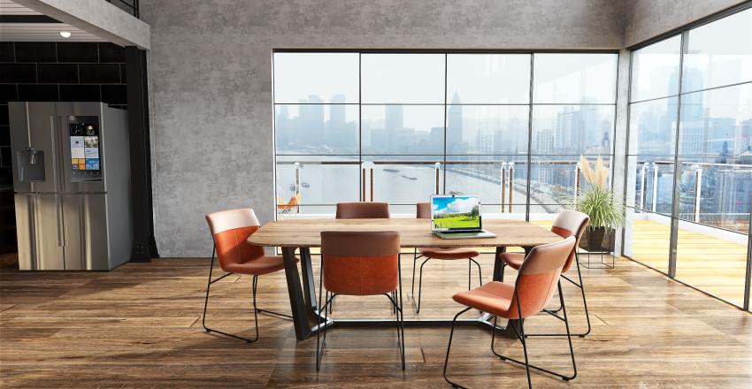 A-part Interior Design Render