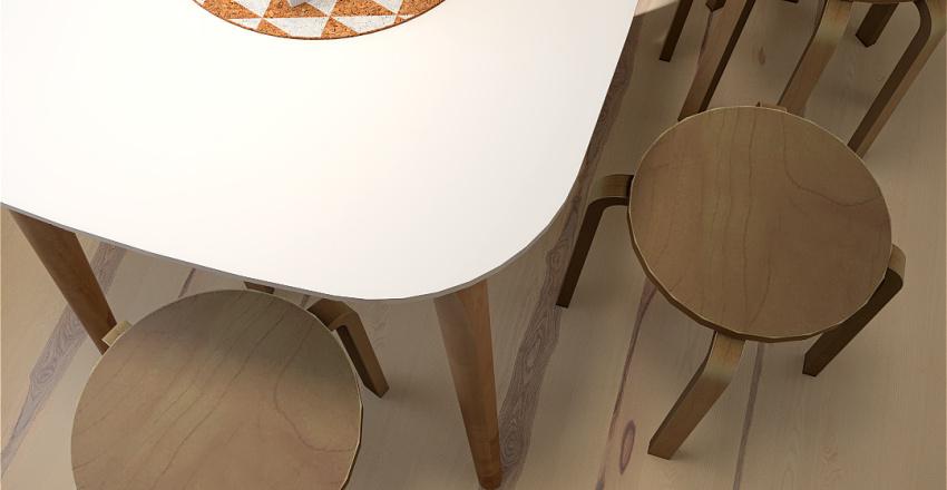 ДИНА 2 Interior Design Render