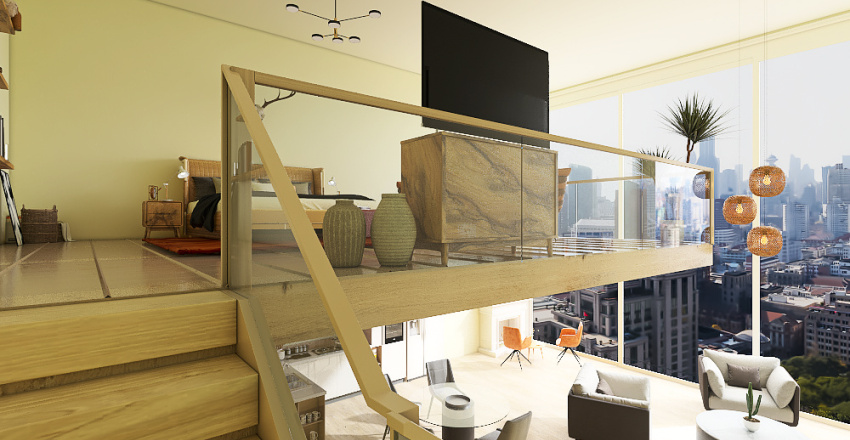 FIRST HOME DESIGN Interior Design Render