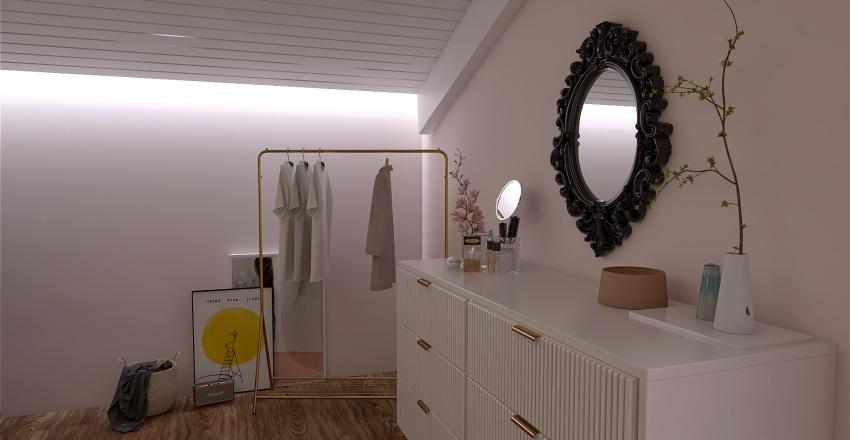 Geng's Attic Interior Design Render