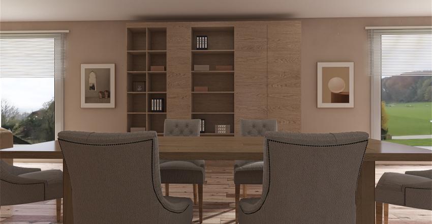 mediterraneo Interior Design Render