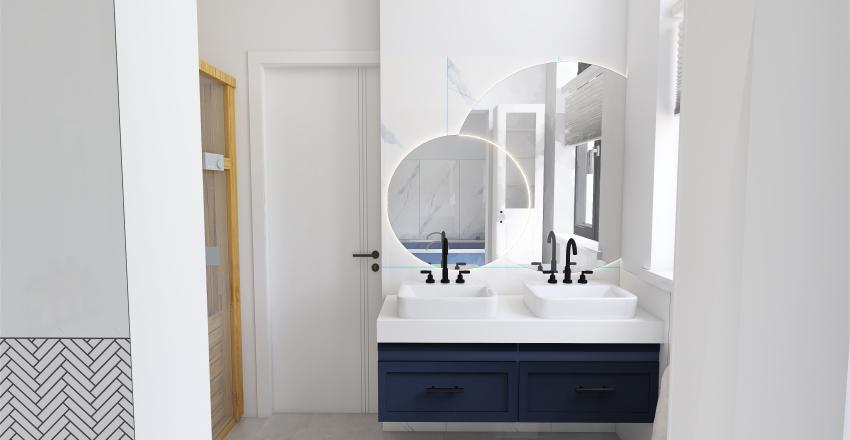 Design   Dorobanti House Interior Design Render