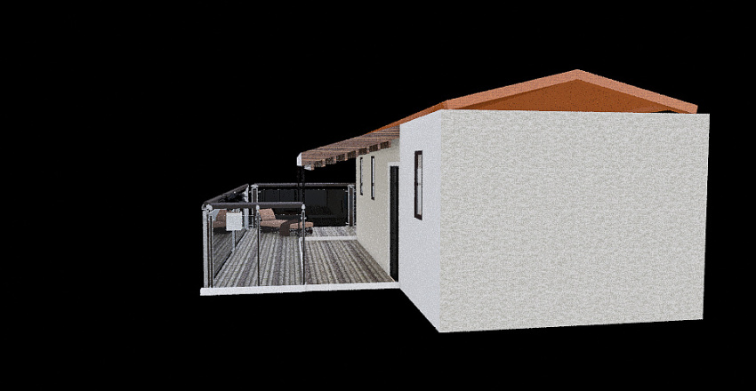 Oostvoorne Interior Design Render
