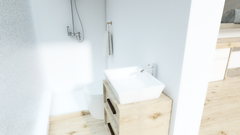 Refugio TS Interior Design Render