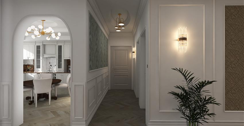 Retiré A1 Interior Design Render