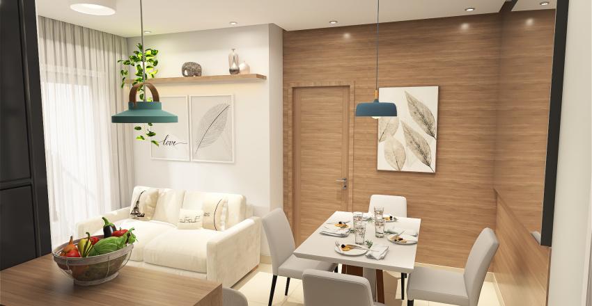 Maria Antonia Baggio Coppi |reimagio@yahoo.com.br|03.06.21 Interior Design Render