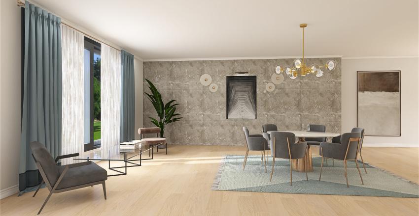 MINIMALISTIC AND CONTEMPORARY VIBE Interior Design Render