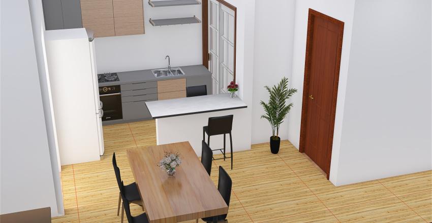 home 3d Interior Design Render