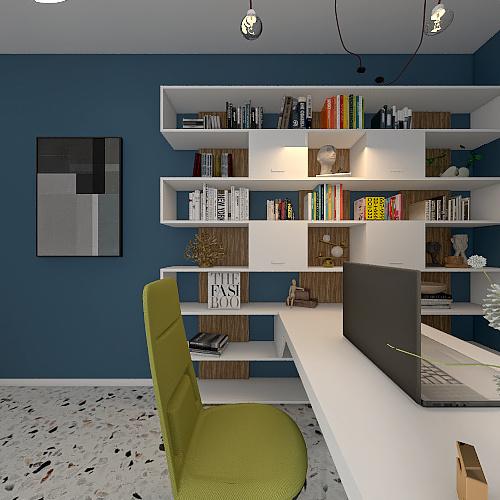 UFFICIO Interior Design Render
