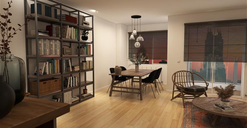 Álvarez Sereix Interior Design Render