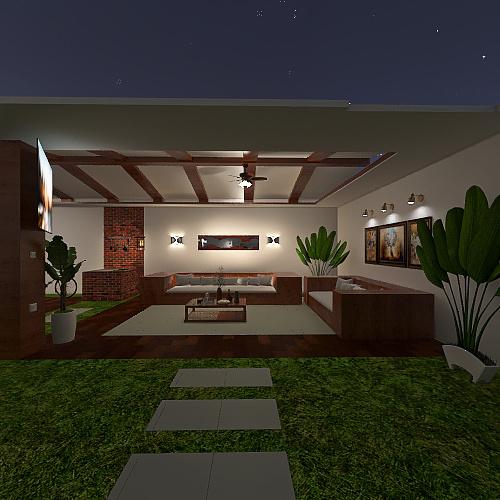 cdc Interior Design Render