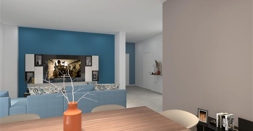 Caruso Interior Design Render