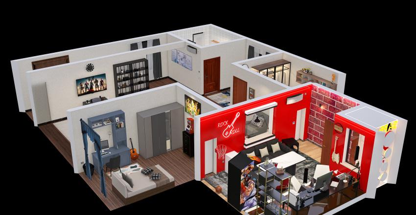 Copy of Ammostro Interior Design Render