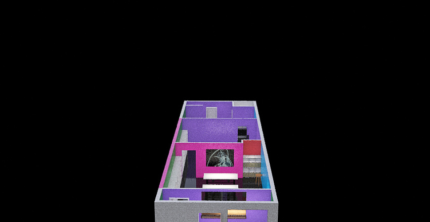 CAC-NewBayMeadows Interior Design Render