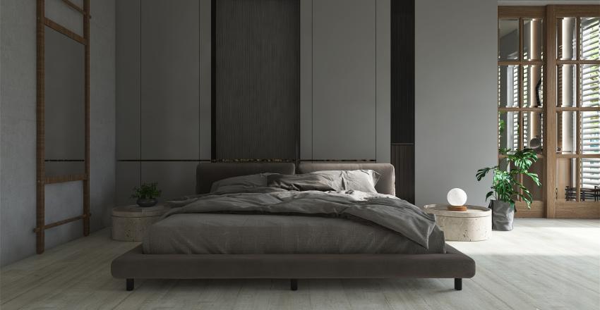 villa Interior Design Render