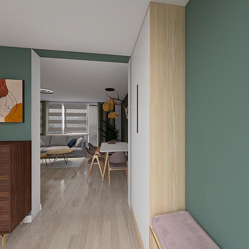salon new 2021/05/30 Interior Design Render
