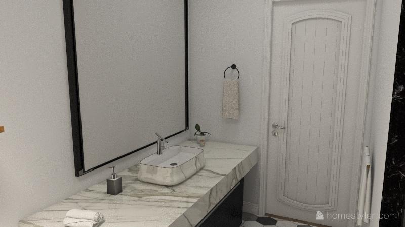 Kaylin 5b 5.5b Interior Design Render