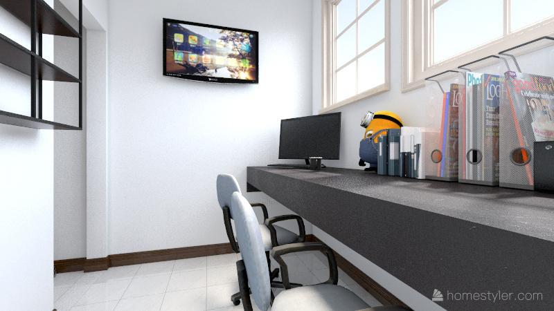 security standard 1 Interior Design Render