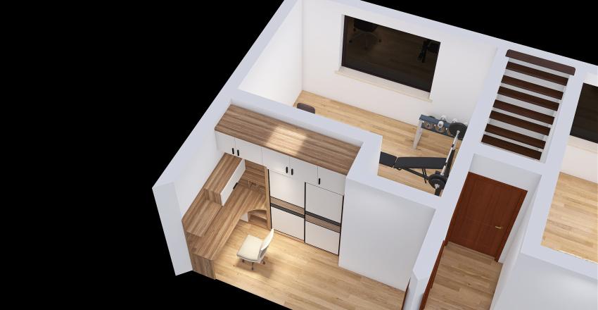 Kostomlaty nad Labem 5.6. Interior Design Render
