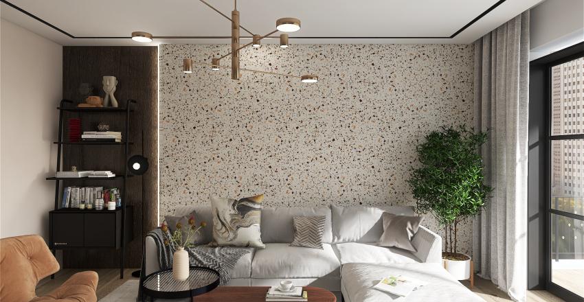 Baño Alvi Interior Design Render