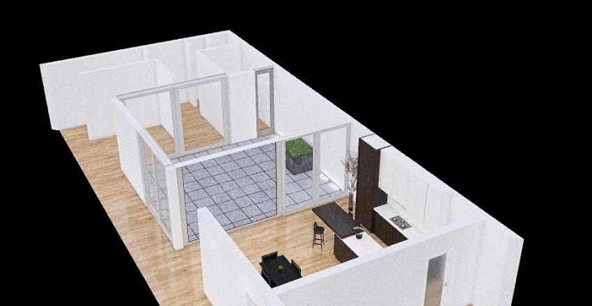 Casa Chip&Chop/ David Ruiz Molina Interior Design Render