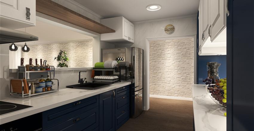 projeto 02 Interior Design Render