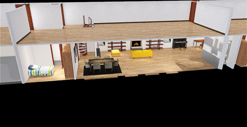Copy of SERIATE - ajp-15luglio2021-1 Interior Design Render