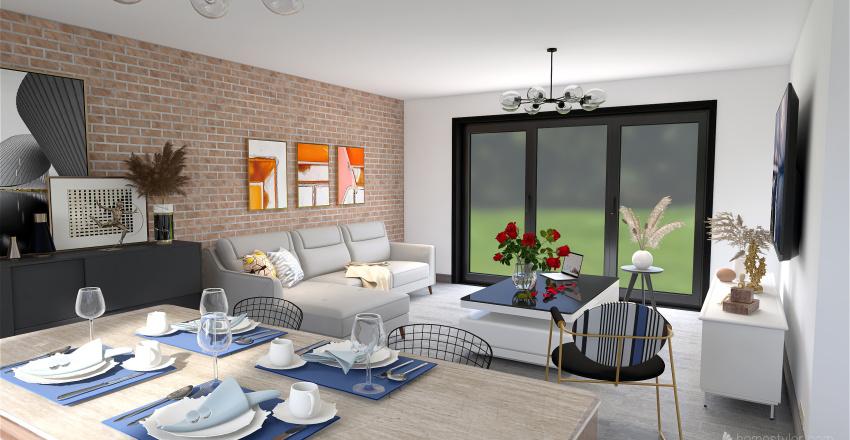 MAISON BASE Interior Design Render