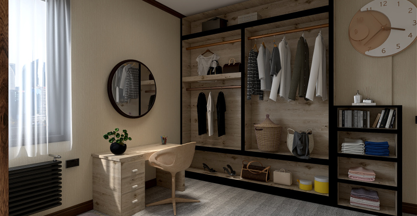 Chic Interiors Interior Design Render