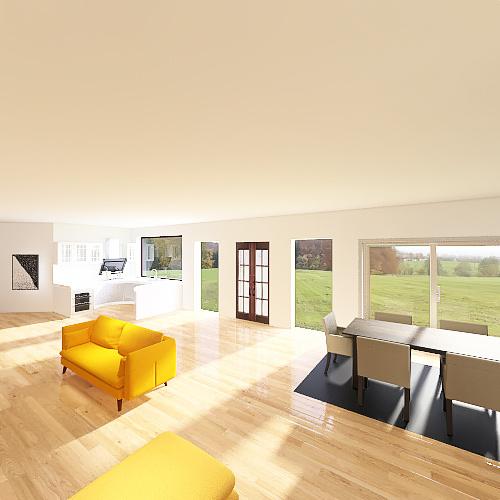SERIATE - ajp-25luglio2021-1 Interior Design Render