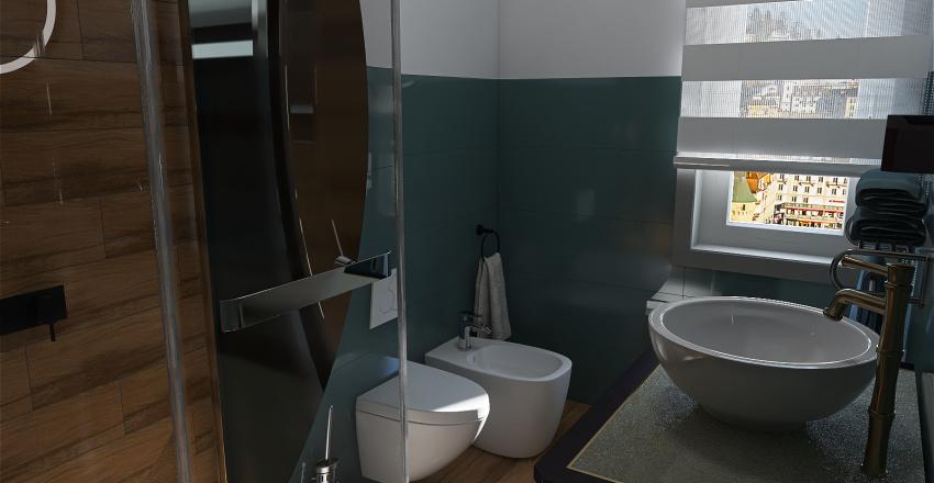 FASANARO Interior Design Render