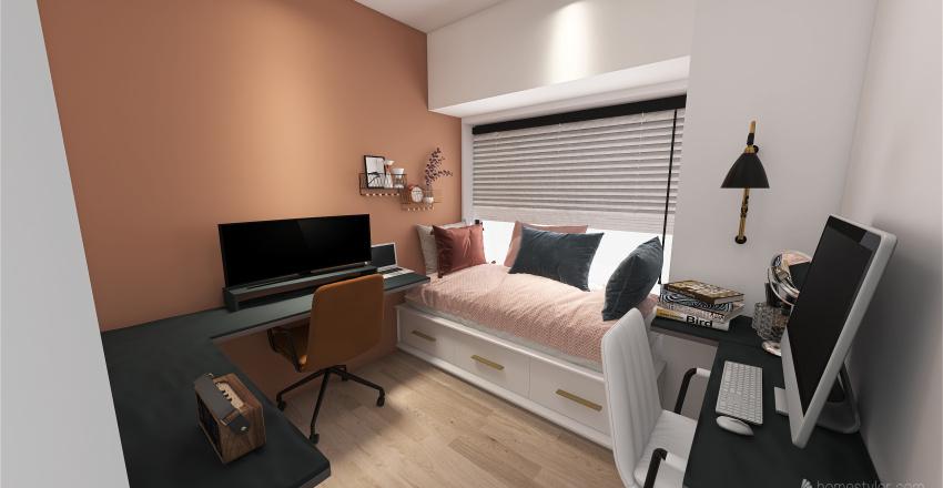 Final GREY Interior Design Render