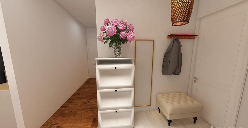 Lakás egész Interior Design Render