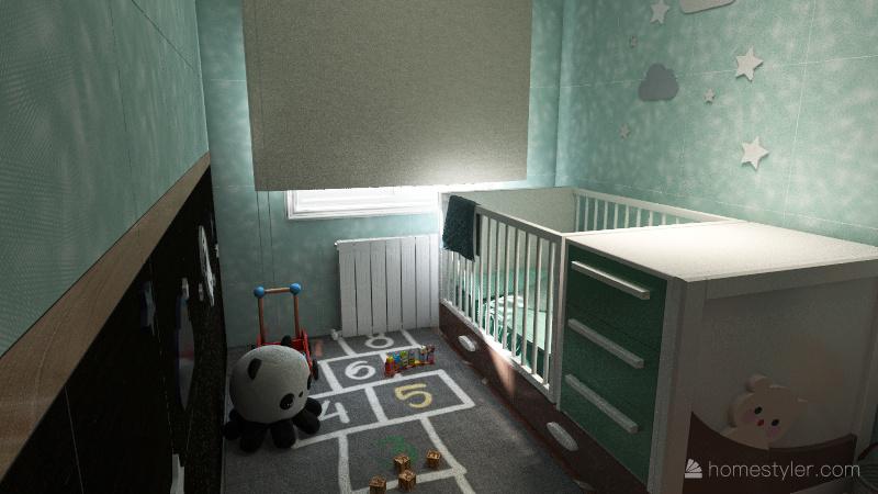 pis M Interior Design Render
