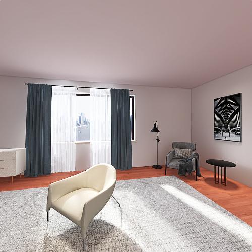 Copy of LIVING ACASA Interior Design Render