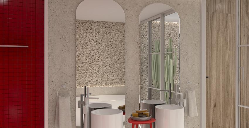 Dyplom Interior Design Render