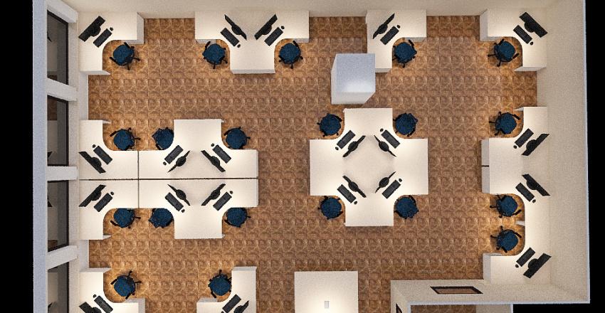 DFT 1º ANDAR Interior Design Render