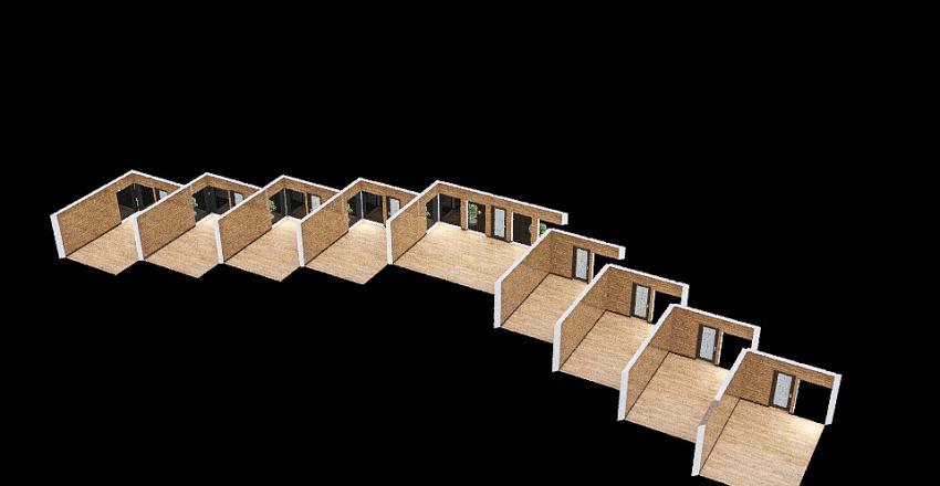ПавильонПсковДиагональ Interior Design Render