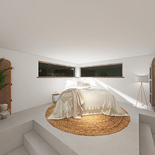 The Happy House  Interior Design Render