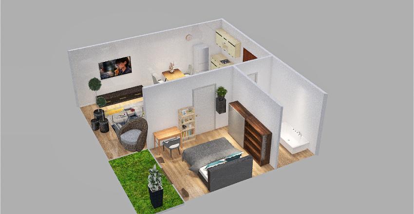 B5 E bair Interior Design Render