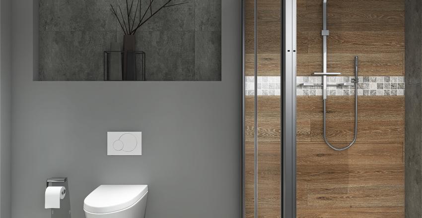 Copy of Main Bathroom (Junaid) Interior Design Render