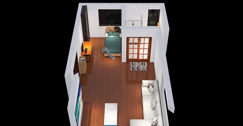 房間 Interior Design Render