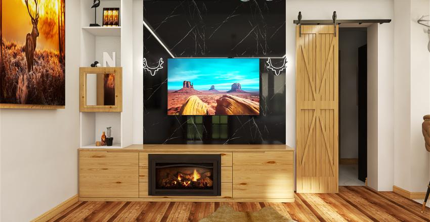 Privatate Apartman 2021 Interior Design Render