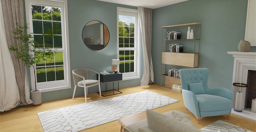 Alex's house Interior Design Render
