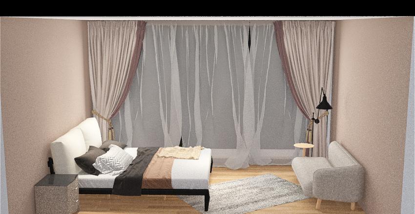 vanilla Interior Design Render
