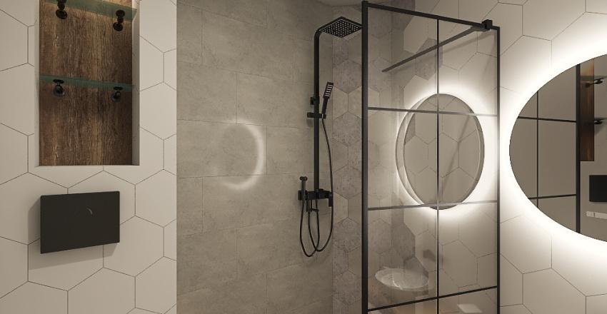 Ranovi's Bathroom Interior Design Render